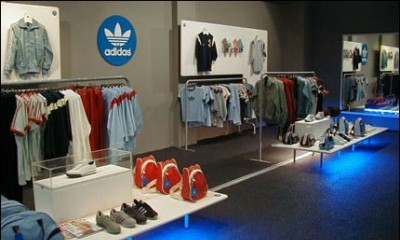 adidas Originals e-shop
