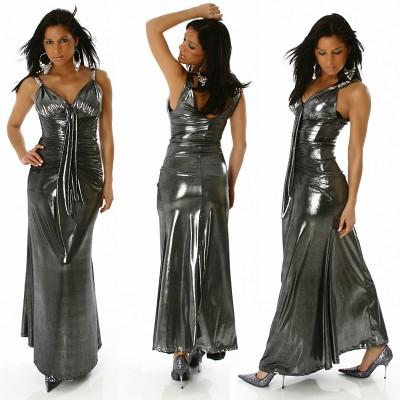 Plesové šaty pro rok 2009 (http://www.modablog.cz)