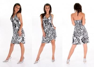 Letní šaty 2009 (http://www.modablog.cz)
