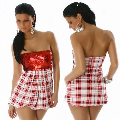 Báječné dámské letní mini šaty (http://www.modablog.cz)