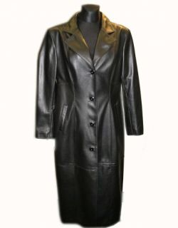 Kožené pláště: Kůže znamená luxus (http://www.modablog.cz)