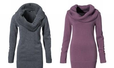 Dlouhé svetry: Podzimní kráska ve svetru — Móda Blog