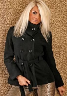 Dámské kabáty: Elegence ztělesněná v kabátku (http://www ...