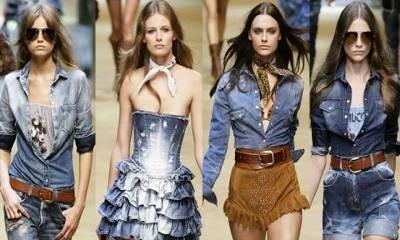 f4864140d85 Dámské oblečení - Módní předpověď pro jaro 2010   Western — Móda Blog