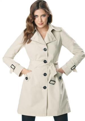 Dámské podzimní kabáty Marks & Spencer 2010 (http://www.modablog ...
