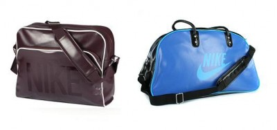 Nike Heritage AD Shoulder Bag, 990Kč a Nike Heritage SI Club,1290 Kč