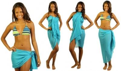 bfb4a4110a78 Plážová móda. Už máte sarong či tuniku