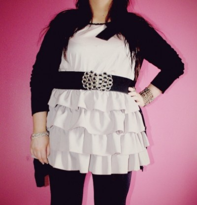 fe8799d7eab Letní móda pro boubelky. Jaké vybrat šaty a sukně  — Móda Blog