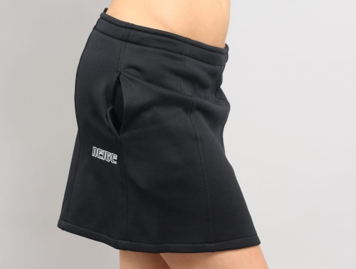 Neige Popper Mini Skirt