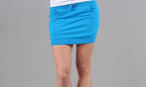 Urban Classic Ladies French Terry Skirt