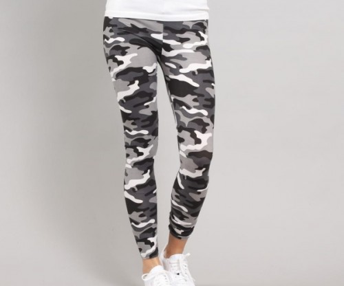 Urban Classic Ladies Camo Leggings