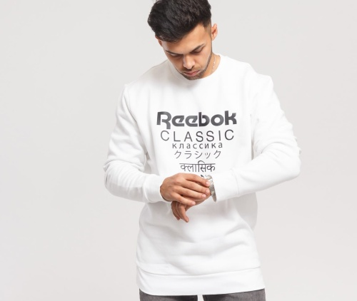 Reebok GP Unisex Fleece Crew