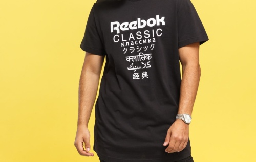 Reebok GP Unisex Longer T