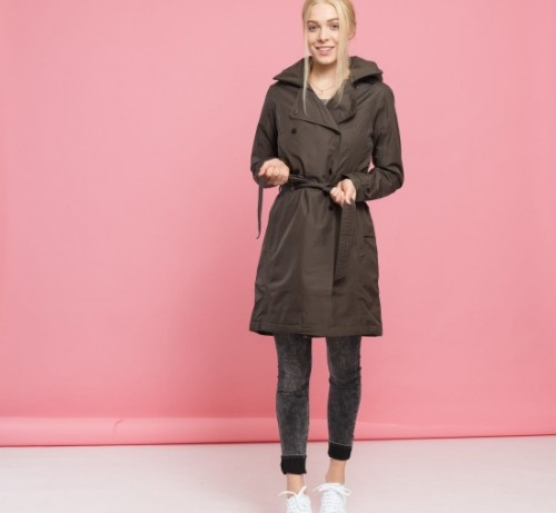 Helly Hansen W Welsey Trench Insulated