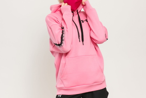 Under Armour Taped Fleece Hoodie
